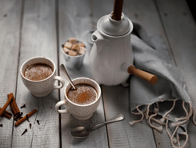 Recette chocolat chaud maison