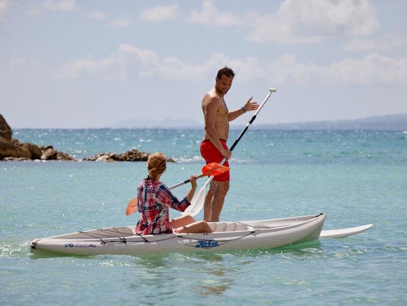 sport nautique paddle