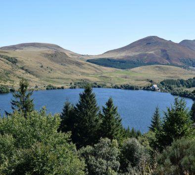 lac auvergne