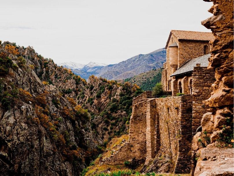 couverture lieux pyrenees