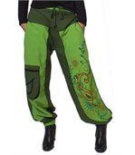 Pantalon NARMADA Vert preview4