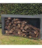 Bâche pour bois modulable 2 stères preview2