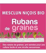 Ruban de Graines de Mesclun Niçois Bio preview1