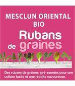Ruban de Graines de Mesclun Oriental Bio preview1