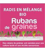 Ruban de Graines de Radis en mélange Bio preview1