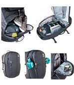 Sac à dos Deuter Traveller 60+10 SL Black preview5