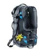 Sac à dos Deuter Traveller 60+10 SL Black preview1