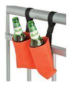 Porte bouteille pour balustrade preview1