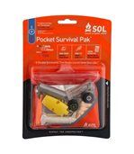 Pack de survie SOL Pocket Survival Pak preview3