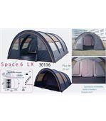 Space 6 lx - tente familiale 6 places 21m² - 3 chambres séparées preview2