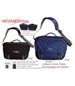 Messenger bag - bagage cabine 20 l, pour pc portable preview2