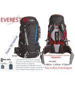 Everest 80 - sac à dos 80 l pour grande randonnée preview2