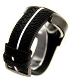 Montre Homme avec Silicone Noir V6 1263 preview2