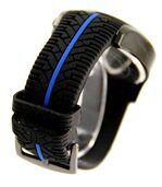 Montre Homme Bracelet Silicone Noir V6 1270 preview2
