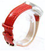 Montre Femme Bracelet Cuir Rouge ONLYOU 318 preview2