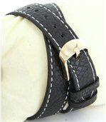 Montre Femme en Cuir Noir Double-Bracelet MICHAEL JOHN 2224 preview2