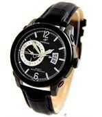 Montre Homme Bracelet Cuir Noir SPEATAK 2585 preview1