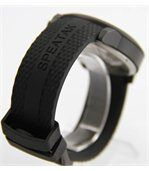 Montre Homme Tendance Bracelet Silicone Noir SPEATAK 2058 preview3