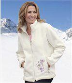 Куртка из Флиса с Подкладкой из Шерпы preview1