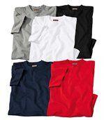Lot de 5 Tee-Shirts Confort preview1