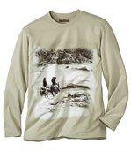 T-shirt met print preview2