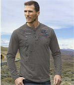 Lot de 2 Tee-Shirts Terra del Fuego preview2