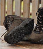 Ботинки с Высоким Голенищем preview3