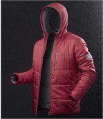 Стеганая Куртка «Снежный Склон» preview2