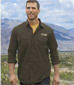 Chemise Popeline Explorer preview1