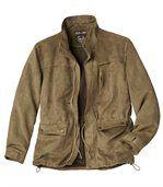 Замшевая Куртка «Сахара» preview1