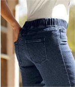 Pantacourt Jeans Confort preview1
