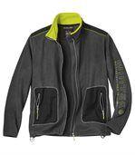 Флисовая Куртка «Горные Вершины» preview2