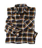 Het flanellen overhemd Domuyo preview2