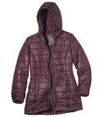 Удлиненная Куртка с Капюшоном preview2