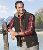 Bodywarmer Wood Buffalo preview1