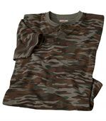 Tee-Shirt Camouflage Forest preview2