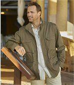 Куртка-сафари со Множеством Карманов preview2