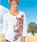 Le Tee-Shirt Floral preview2