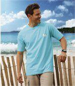 Lot de 4 Tee-Shirts Hawaii preview2