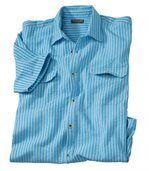Рубашка из Гофрированного Хлопка preview1