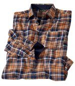 Фланелевая Рубашка в Клетку preview2