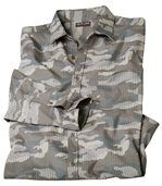 Chemise Popeline Camouflage preview2