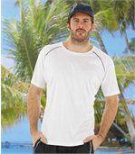 Set van 3 T-shirts Beach Relax preview2
