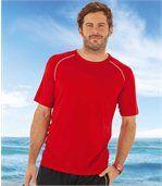 Set van 3 T-shirts Beach Relax preview4