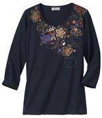 Блуза «Краски Осени» preview2