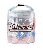 Coleman medium dry gear bag - transparent preview1