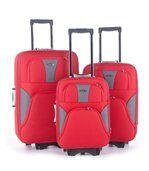 Kinston set de 3 valises trolley preview1