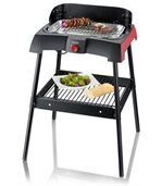 Severin - 2787 - barbecue sur pied - noir / ro... preview2