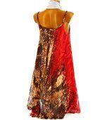 Robe mousseline ample été JOANA asymétrique preview3