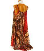 Robe mousseline ample été JOANA asymétrique preview5